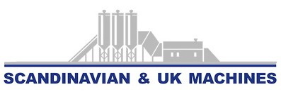 Scandinavian & UK Machines